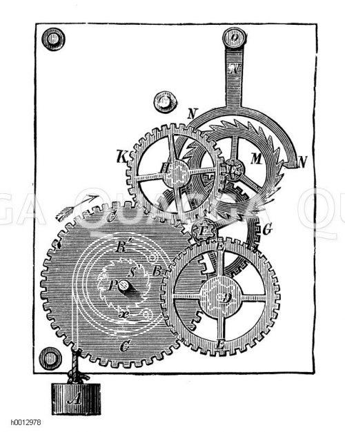 Feinmechanik, Uhrenbau