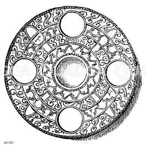 Kreise, Rosetten