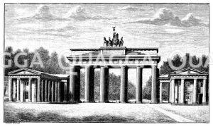 Brandenburger Tor (Berlin, Deutschland, 1788-1791)