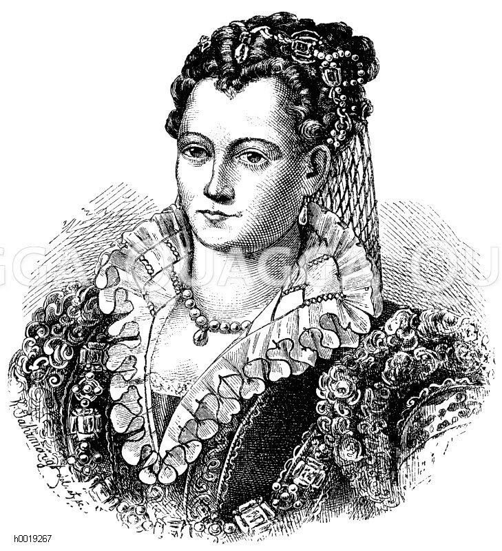 Lucrezia Borgia, 500. Todestag, (24. Juni 1519)