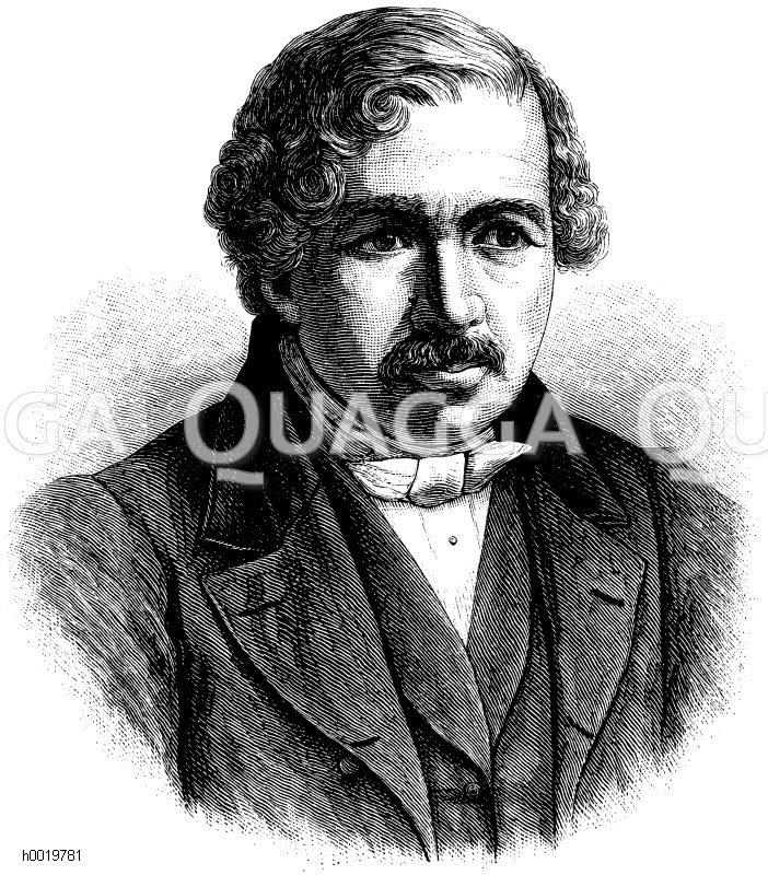 Louis Daguerre, 180. Jahrestag der Erfindung der Daguerrotypie (7. Januar 1839)