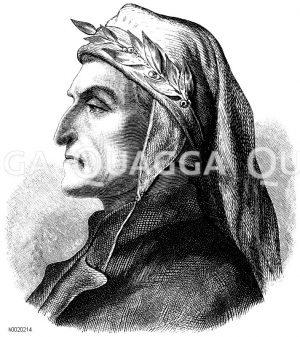 Dante Alighieri, 755. Geburtstag (1. Juni 1265)