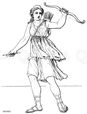 Artemis, Diana