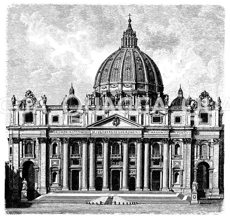 St. Peter zu Rom