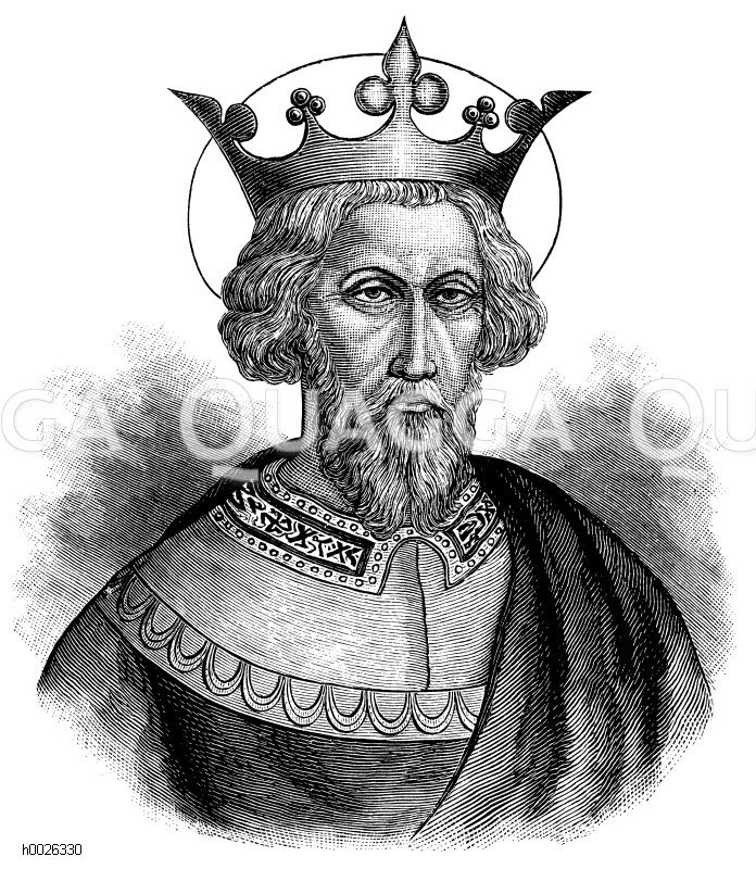a biography of charlemagne or charles the great the king of franks Charlemagne was born in the late 740s near liège in modern day belgium, the son of the frankish king pepin the short when pepin died in 768, his kingdom was divided between his two sons and for.