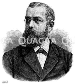 Robert Koch, 175. Geburtstag (11. Dezember 1843)