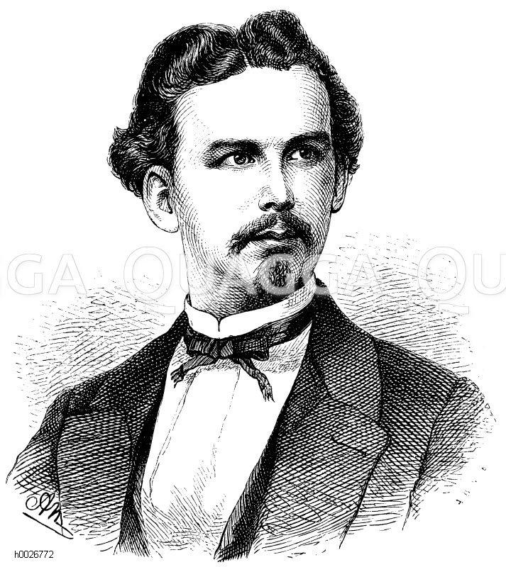 König Ludwig von Bayern, 175. Geburtsag, 7. Januar 1845