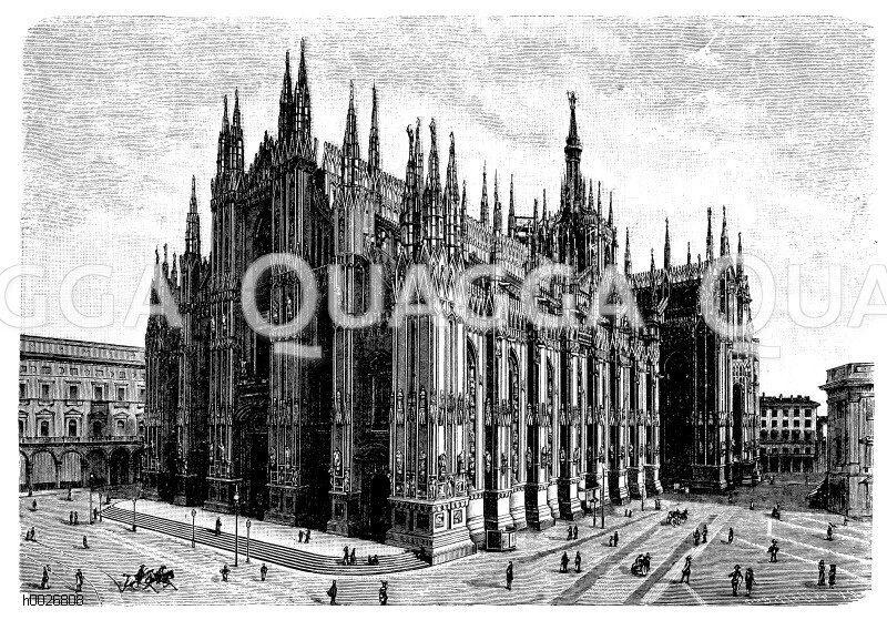 Mailänder Dom (Italien, 1386-1572)