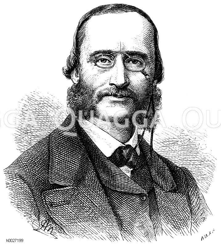 Jacques Offenbach, 200. Geburtstag (20. Juni 1819)