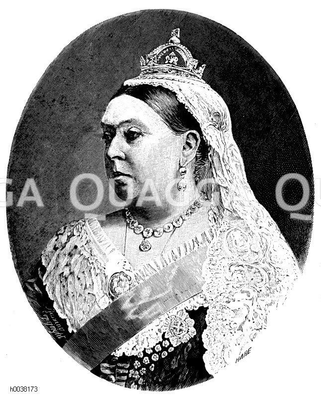 Queen Victoria, 200. Geburtstag (24. Mai 1819)