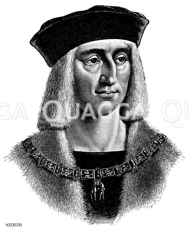 Kaiser Maximilian I., 500. Todestag (12. Januar 1519)