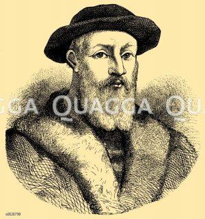 Ferdinand Magellan erreicht die Magellanstraße, 500. Jahrestag (21. Oktober 1520)