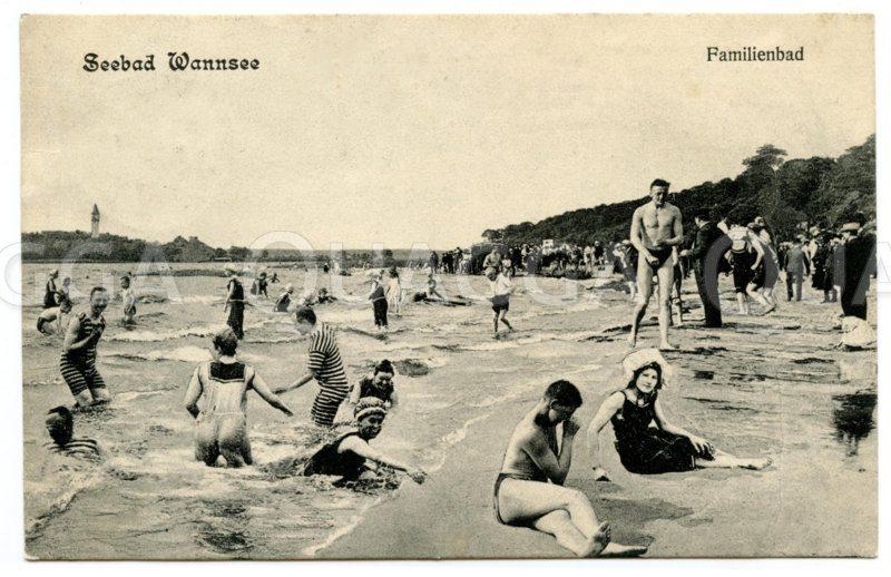 Im Strandbad Wannsee