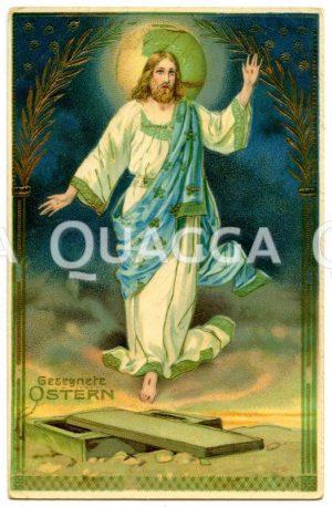 Christi Auferstehung Zeichnung/Illustration