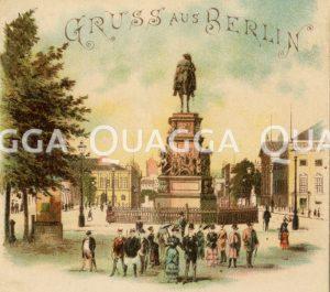 Denkmal Friedrichs des Großen in Berlin