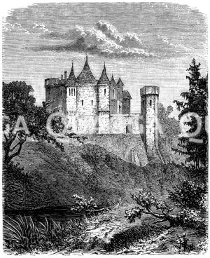 Schloss Abbotsford