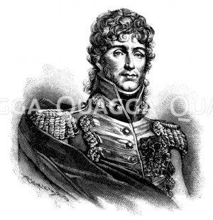 Herzog Joachim Murat Zeichnung/Illustration