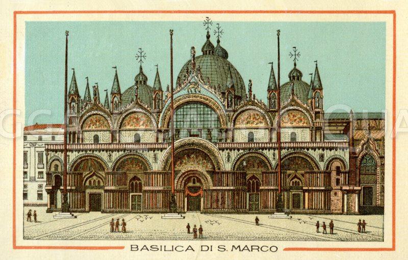 Venedig, Basilika di S. Marco, Markusdom