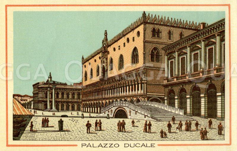 Venedig, Palazzo Ducale, Dogenpalast