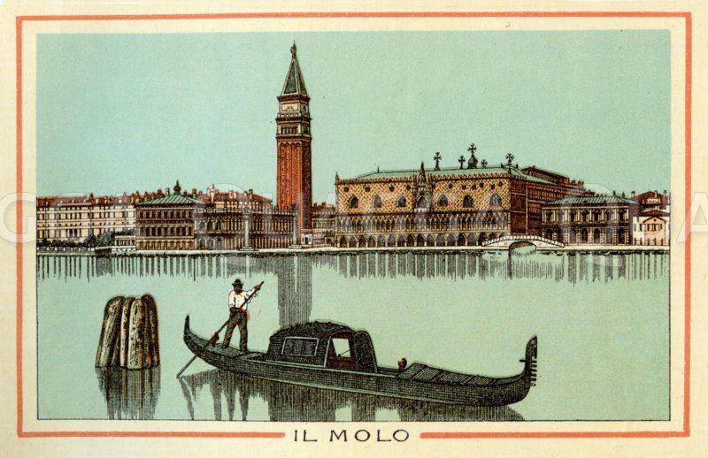 Venedig: Il Molo