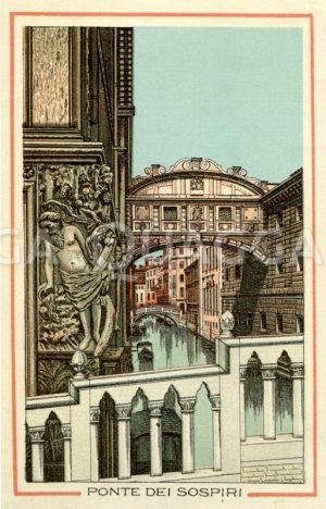 Venedig: Ponte dei Sospiri