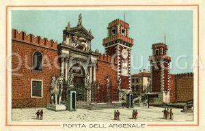 Venedig: Porte dell' Arsenale