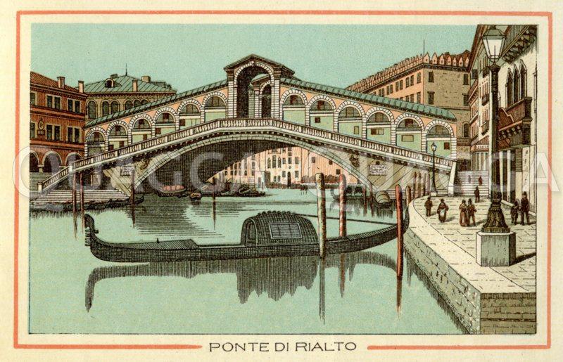 Venedig: Ponte di Rialto