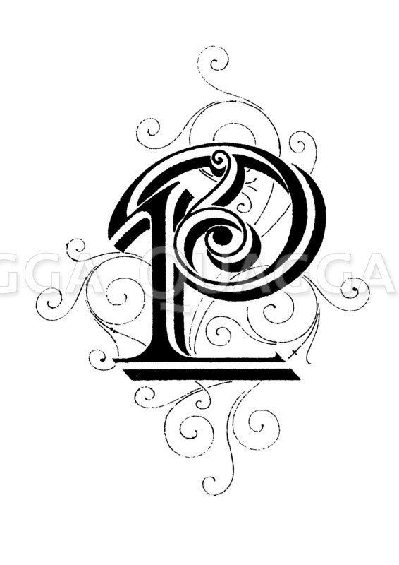 Buchstabe P