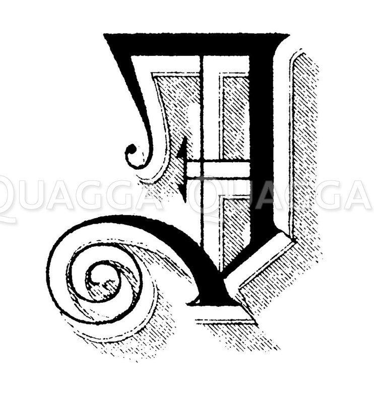 Buchstabe I/J