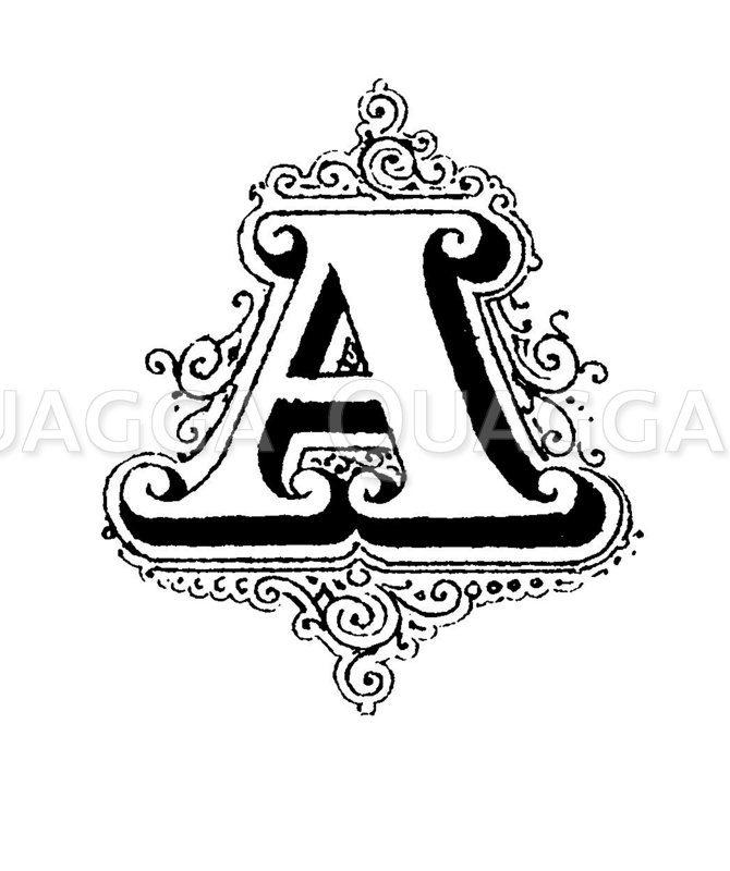 Buchstabe A