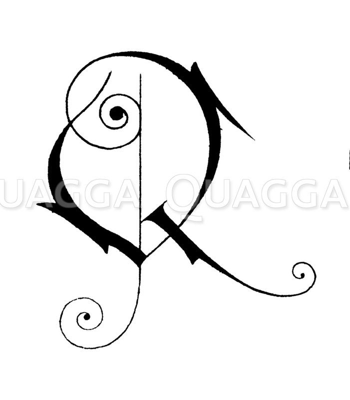 Buchstabe Q