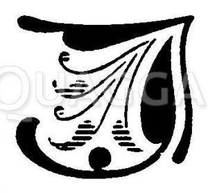 Buchstabe I/J Zeichnung/Illustration