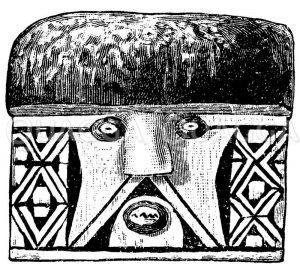 Maske der Mehinaku