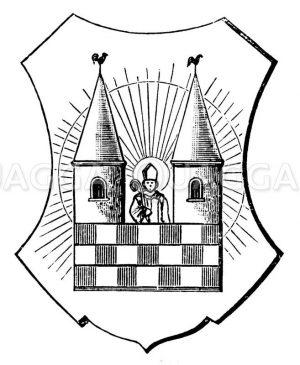 Wappen von Iserlohn Zeichnung/Illustration