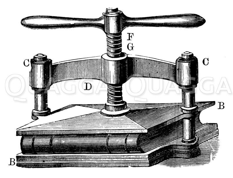 Buchpresse