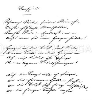 Gedicht 'Wortspiel' von Heinrich Heine