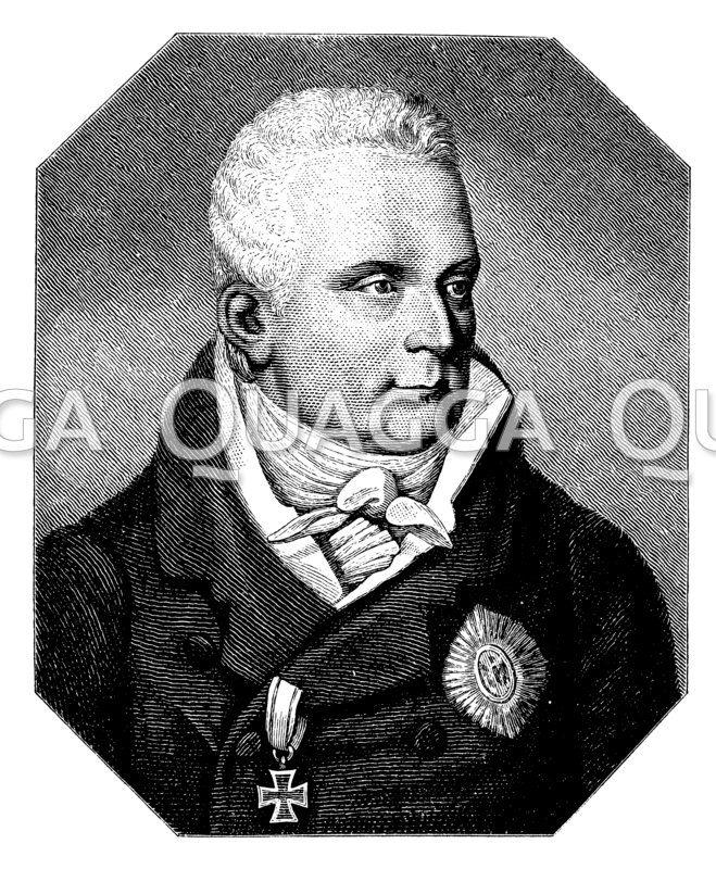 Karl August Fürst von Hardenberg