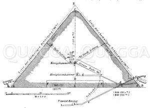Pyramiden von Giseh (Ägypten, 2540-2450 v. Chr.!)