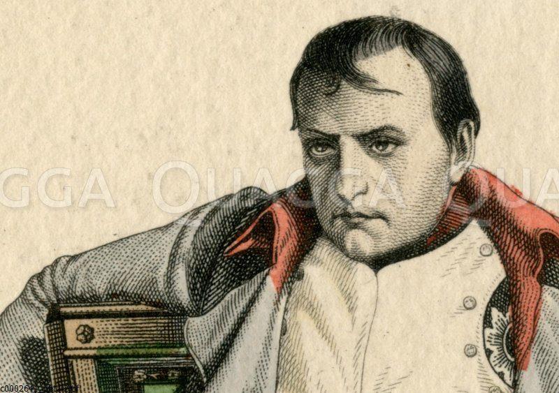 Napoleon I. Bonaparte, 250. Geburtstag (15. August 1769)