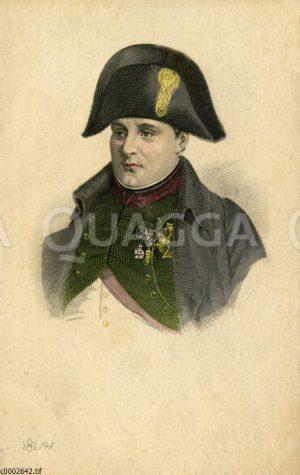 Napoleon Bonaparte: Porträt