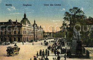 Berlin: Zeughaus Unter den den Linden