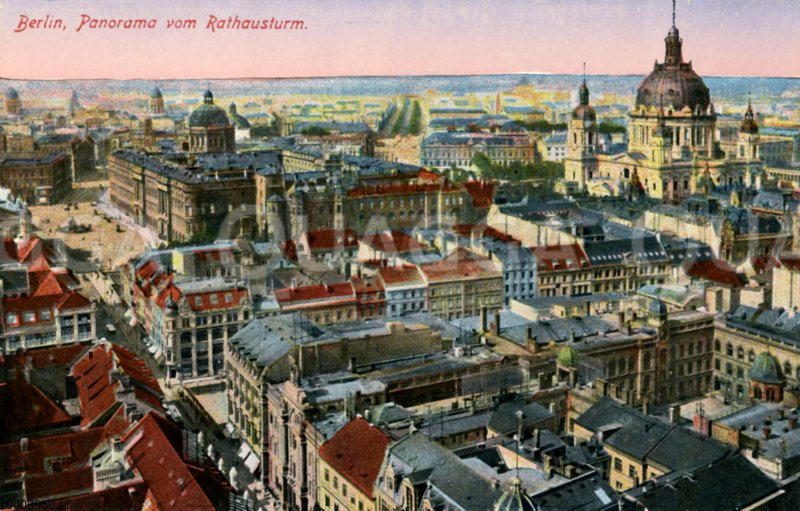 Berlin: Luftbild