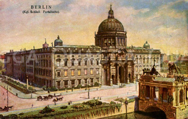 Berlin: Königliches Schloss