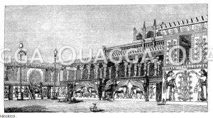 Palast zu Khorsabad