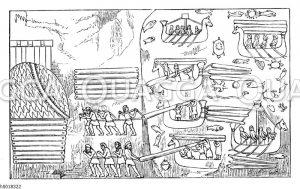 Assyrische Unternehmung zur See