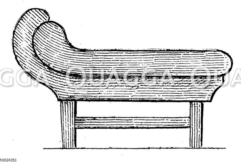 Assyrische Möbel