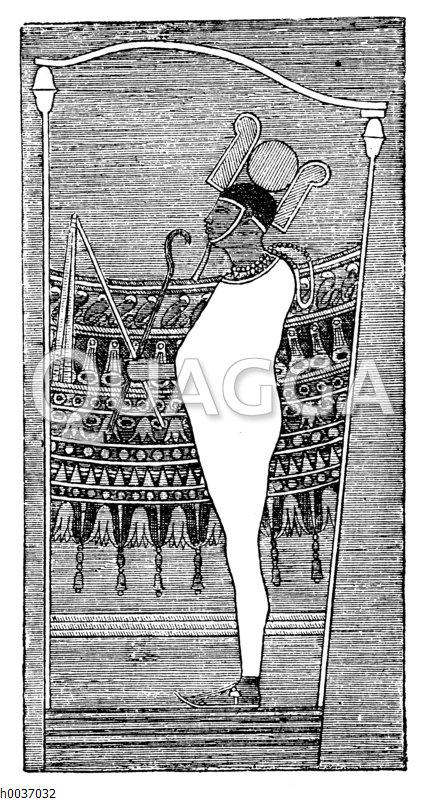 Ägyptischer Teppich – Quagga Illustrations