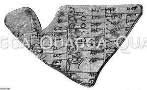 Älteste Bilderformen der Keilschriftzeichen und ihre Bedeutung