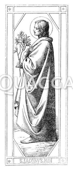 Hl. Apostel Jakobus