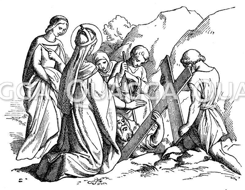 Auffindung des hl. Kreuzes